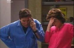 Joe Scully, Lyn Scully in Neighbours Episode 4192