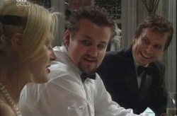 Toadie Rebecchi, Darcy Tyler, Dee Bliss in Neighbours Episode 4194