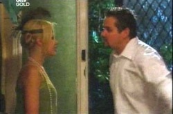 Dee Bliss, Toadie Rebecchi in Neighbours Episode 4194