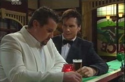 Darcy Tyler, Toadie Rebecchi in Neighbours Episode 4194