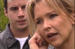 Alex Argenzio, Steph Scully in Neighbours Episode 4194