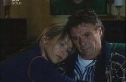 Steph Scully, Joe Scully in Neighbours Episode 4196