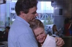 Joe Scully, Michelle Scully in Neighbours Episode 4196