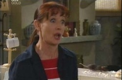 Susan Kennedy in Neighbours Episode 4196