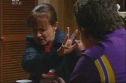 Susan Kennedy, Toadie Rebecchi in Neighbours Episode 4197