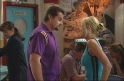 Susan Kennedy, Toadie Rebecchi, Dee Bliss in Neighbours Episode 4197