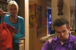 Dee Bliss, Toadie Rebecchi in Neighbours Episode 4198
