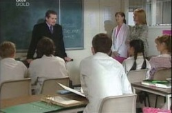 Toadie Rebecchi, Susan Kennedy, Candace Barkham in Neighbours Episode 4198