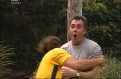 Taj Coppin, Karl Kennedy in Neighbours Episode 4199