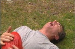Karl Kennedy in Neighbours Episode 4199