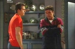 Stuart Parker, Joe Scully in Neighbours Episode 4200