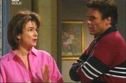 Lyn Scully, Joe Scully in Neighbours Episode 4200