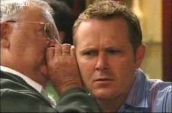 Harold Bishop, Max Hoyland in Neighbours Episode 4200