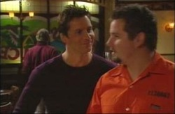 Darcy Tyler, Toadie Rebecchi in Neighbours Episode 4202