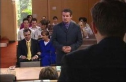 Karl Kennedy, Susan Kennedy, Toadie Rebecchi in Neighbours Episode 4202