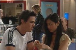 Jack Scully, Lori Lee in Neighbours Episode 4203