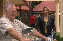 Harold Bishop, Steph Scully in Neighbours Episode 4203