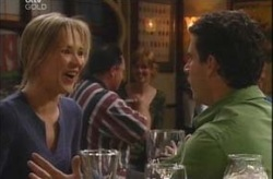 Steph Scully, Alex Argenzio in Neighbours Episode 4203
