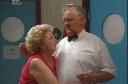 Harold Bishop, Valda Sheergold in Neighbours Episode 4204