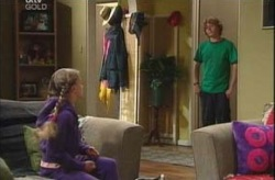 Summer Hoyland, Boyd Hoyland in Neighbours Episode 4205
