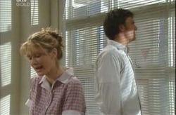Nina Tucker, Taj Coppin in Neighbours Episode 4206
