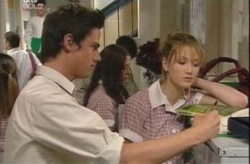 Nina Tucker, Jack Scully in Neighbours Episode 4206
