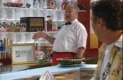 Harold Bishop, Joe Scully in Neighbours Episode 4206