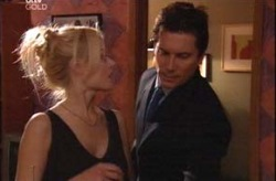 Dee Bliss, Darcy Tyler in Neighbours Episode 4207