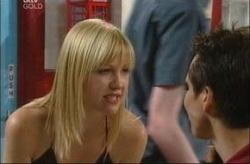 Sindi Watts, Darcy Tyler in Neighbours Episode 4208