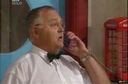 Harold Bishop in Neighbours Episode 4209