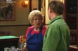 Valda Sheergold, Max Hoyland in Neighbours Episode 4210