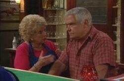 Valda Sheergold, Lou Carpenter in Neighbours Episode 4210