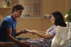 Jack Scully, Lori Lee in Neighbours Episode 4211