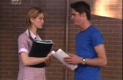 Nina Tucker, Jack Scully in Neighbours Episode 4211