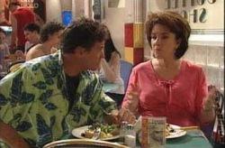 Joe Scully, Lyn Scully in Neighbours Episode 4211