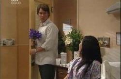 Taj Coppin, Lori Lee in Neighbours Episode 4211
