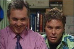 Karl Kennedy, Joe Scully in Neighbours Episode 4211