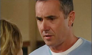 Karl Kennedy, Izzy Hoyland in Neighbours Episode 4488