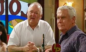 Harold Bishop, Lou Carpenter in Neighbours Episode 4489