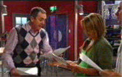 Karl Kennedy, Steph Scully in Neighbours Episode 4834