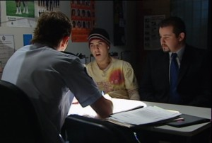 Stuart Parker, Stingray Timmins, Toadie Rebecchi in Neighbours Episode 4837