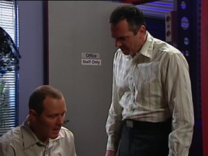 Max Hoyland, Karl Kennedy in Neighbours Episode 4838