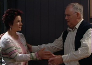 Lyn Scully, Harold Bishop in Neighbours Episode 4838