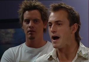 Ned Parker, Stuart Parker in Neighbours Episode 4839