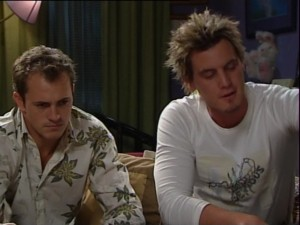 Stuart Parker, Ned Parker in Neighbours Episode 4839