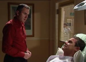 Karl Kennedy, Paul Robinson in Neighbours Episode 4840