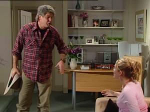 Joe Mangel, Janae Timmins in Neighbours Episode 4840