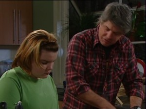 Bree Timmins, Joe Mangel in Neighbours Episode 4840