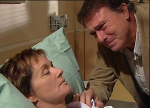 Alex Kinski, Susan Kennedy in Neighbours Episode 4840