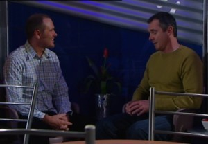 Max Hoyland, Karl Kennedy in Neighbours Episode 4840